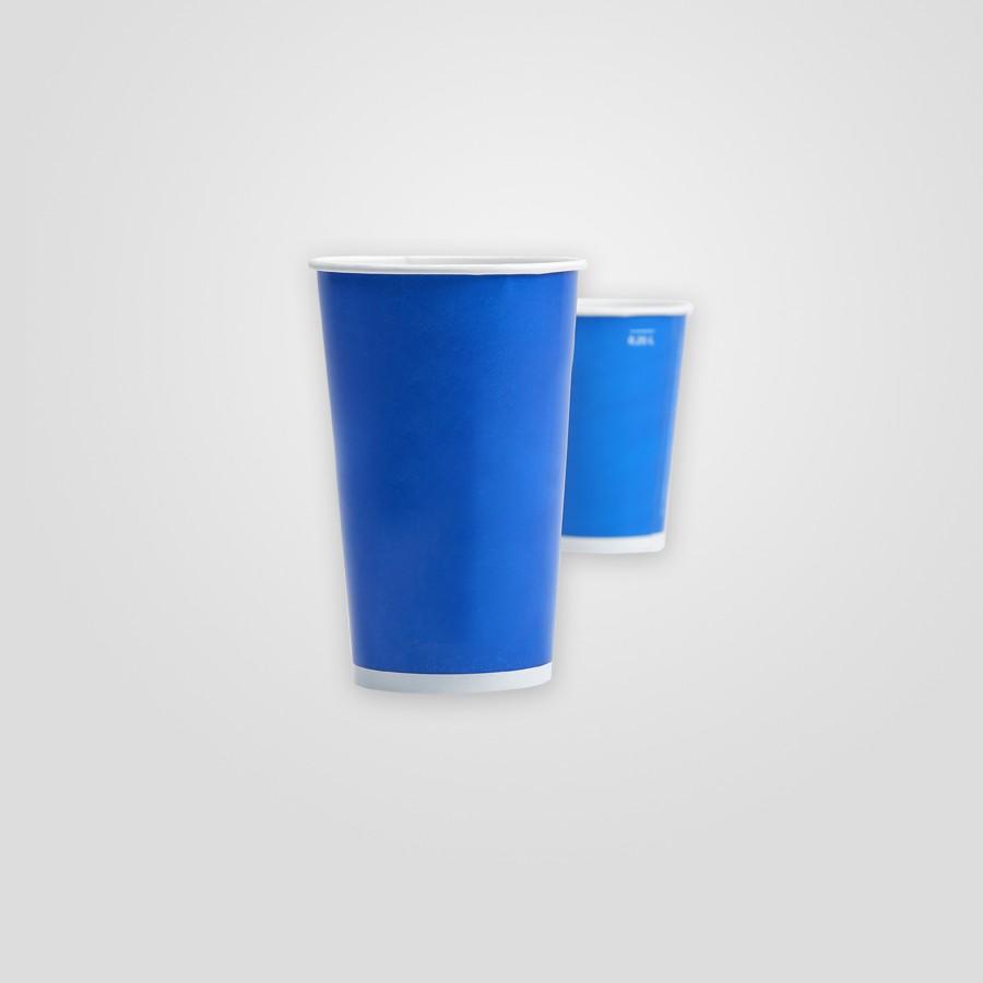 Soğuk İçecek Karton Bardak, Baskılı Soğuk İçecek Bardağı