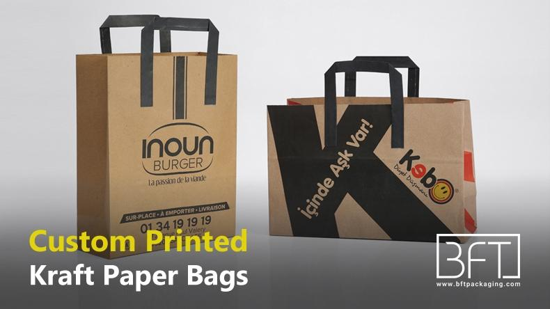 Kraft Paper Bags Turkey