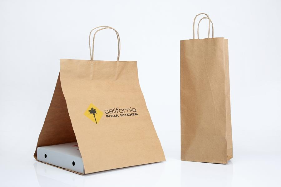Twist Handle Paper Bag